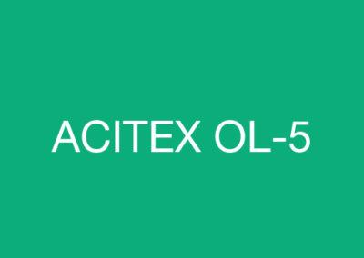 ACITEX OL-5