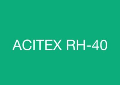 ACITEX RH-40