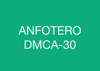 ANFOTERO DMCA-30