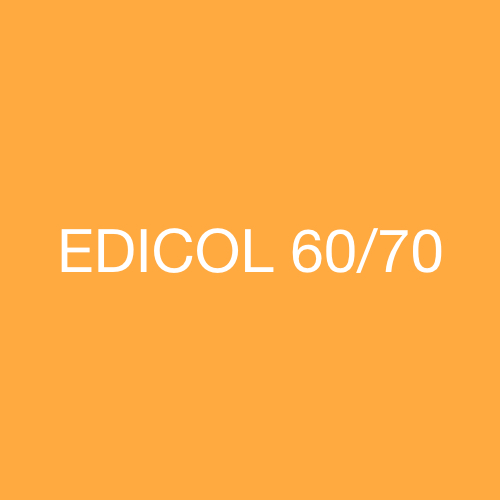 EDICOL 60/70