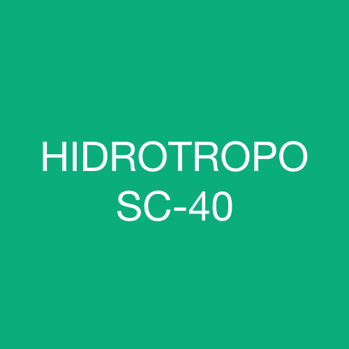 HIDROTROPO SC-40
