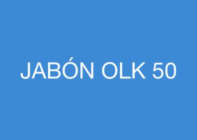 JABÓN OLK 50