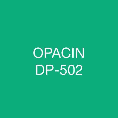 OPACIN DP-502