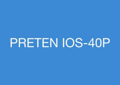 PRETEN IOS-40P