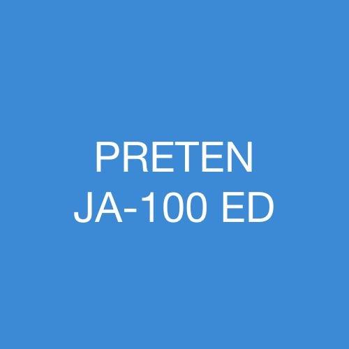 PRETEN JA-100-ED