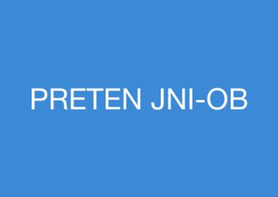 PRETEN JNI-OB