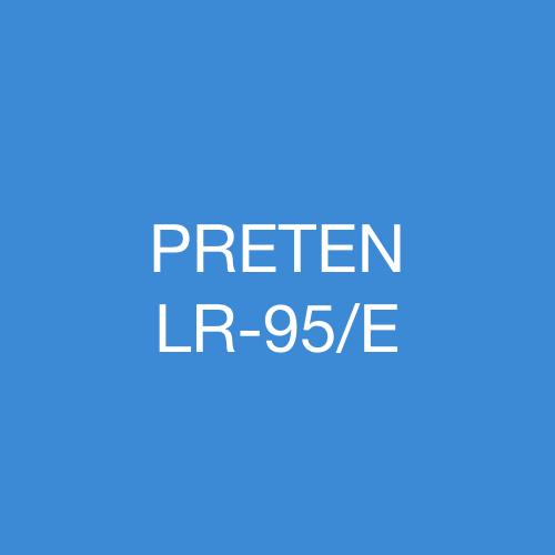 PRETEN LR-95/E
